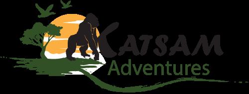 Katsam Adventures Uganda logo
